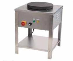 gastro elektrická kamna - vařič 59x59x75 jednoplotna