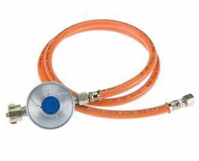 připojovací hadice na PB s regulátorem tlaku