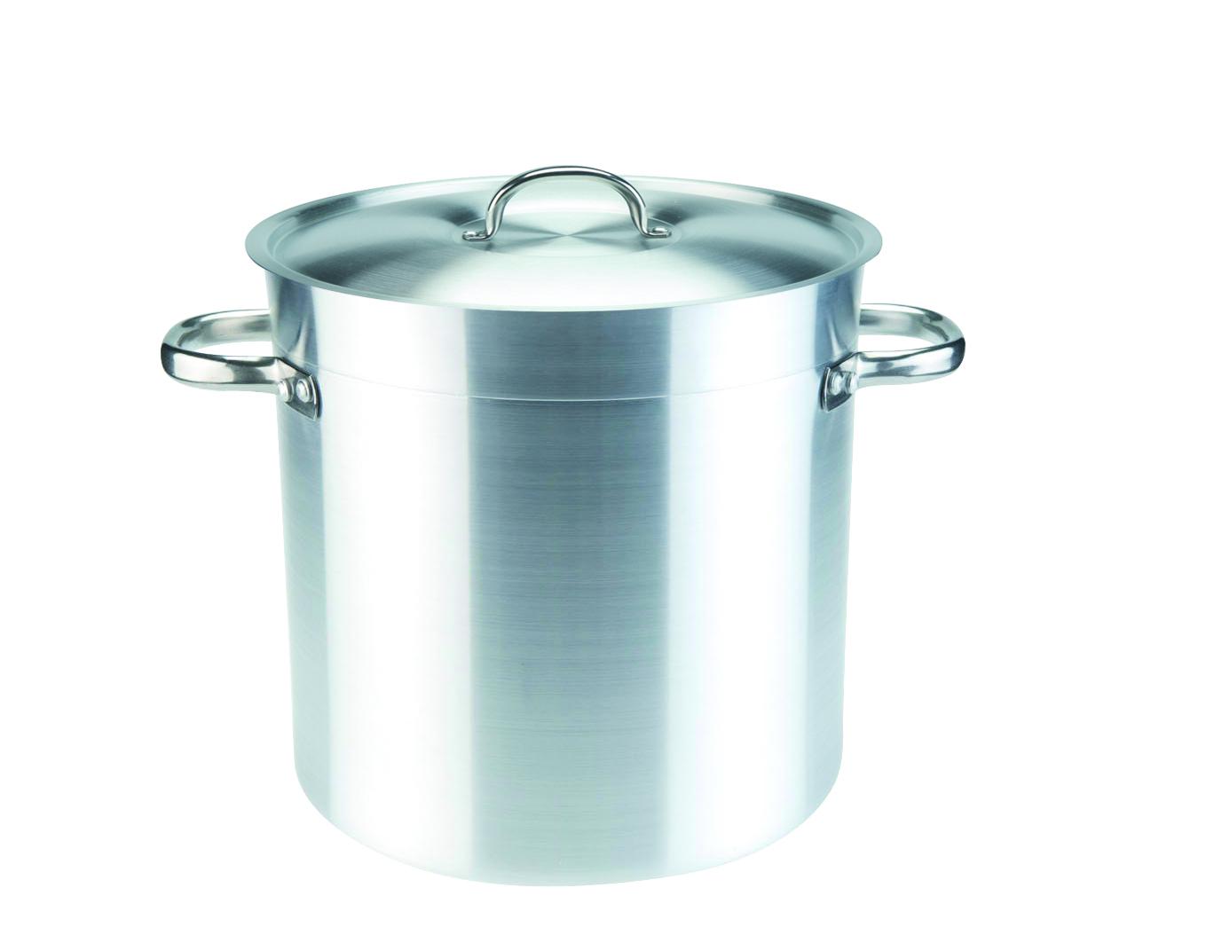 SKK dural profesionální hrnec 55 cm -  130 litrů