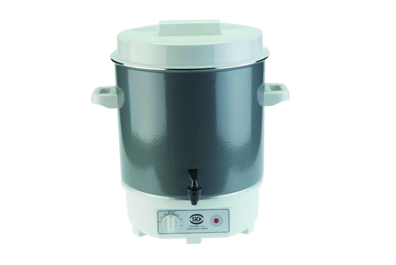 SKK profesionální hrnec na svařené víno či polévku 350/420 mm 28 litrů